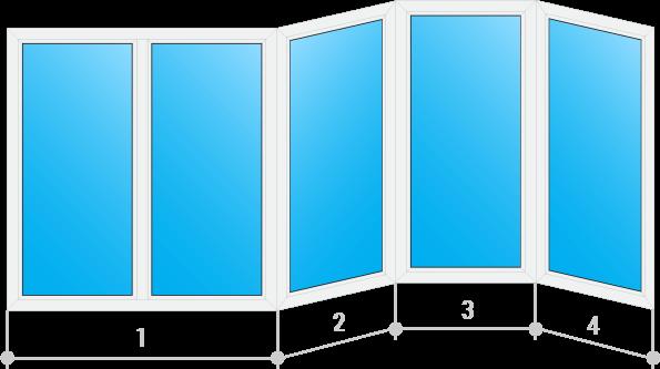 Калькулятор балконов
